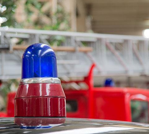Пожарная сигнализация